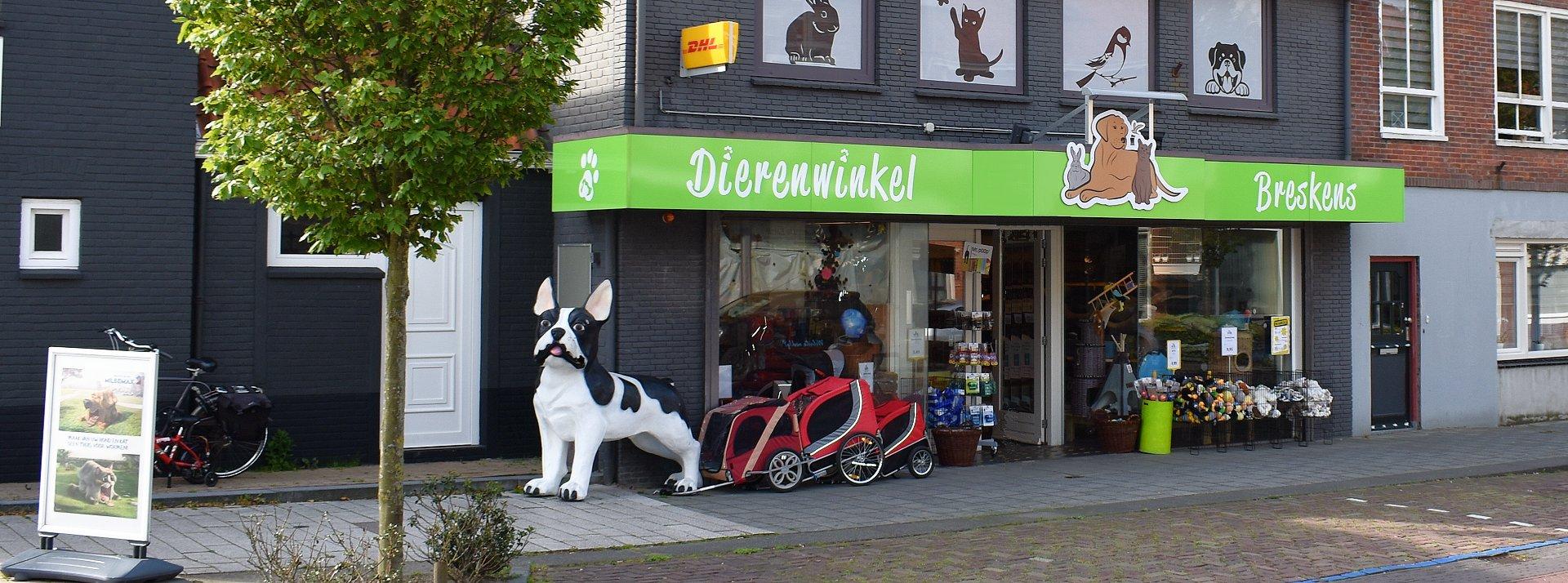 dierenwinkel Breskens