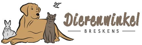 logo Dierenwinkel Breskens
